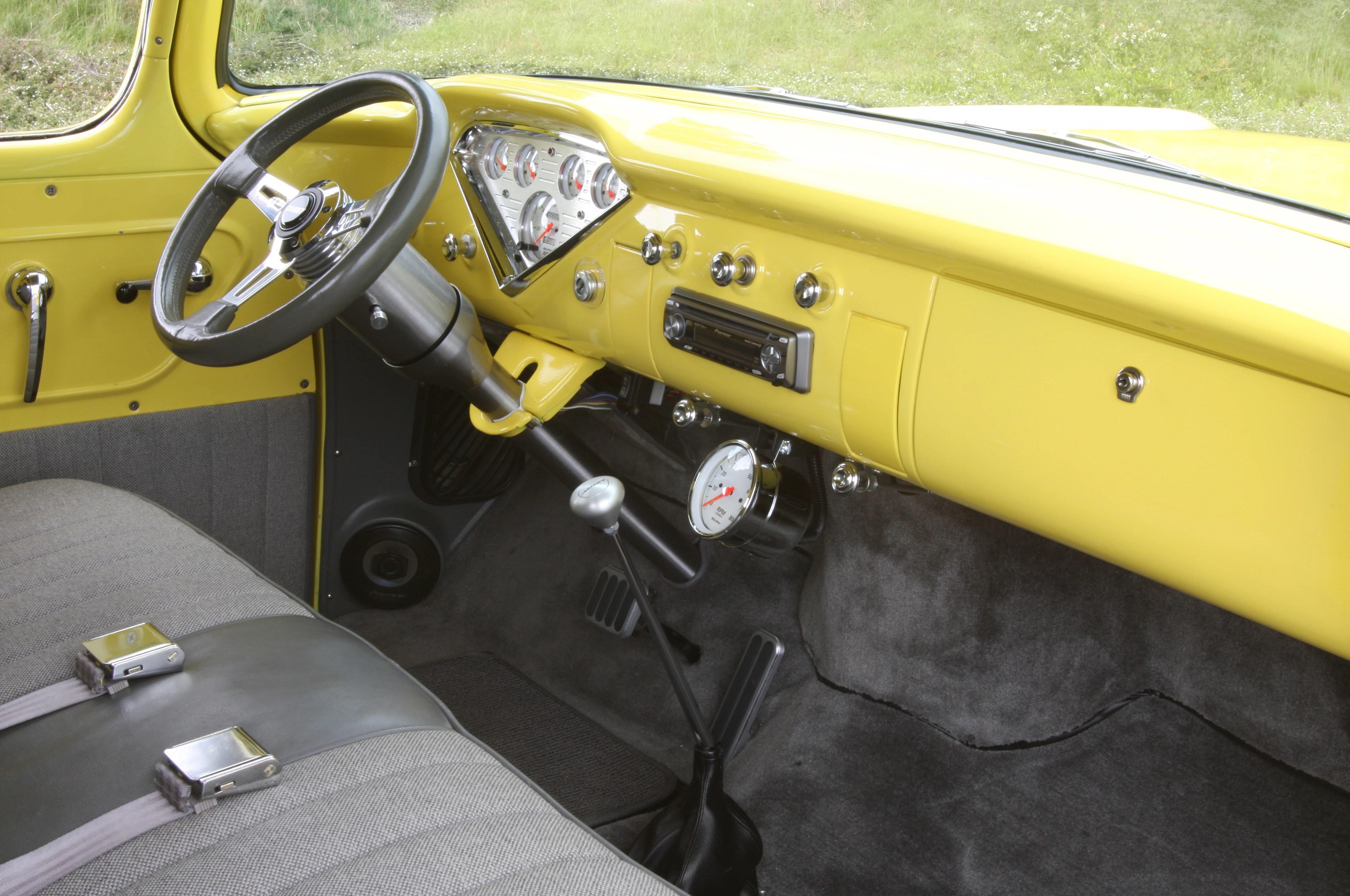 1965 Mustang 2002 Suspension