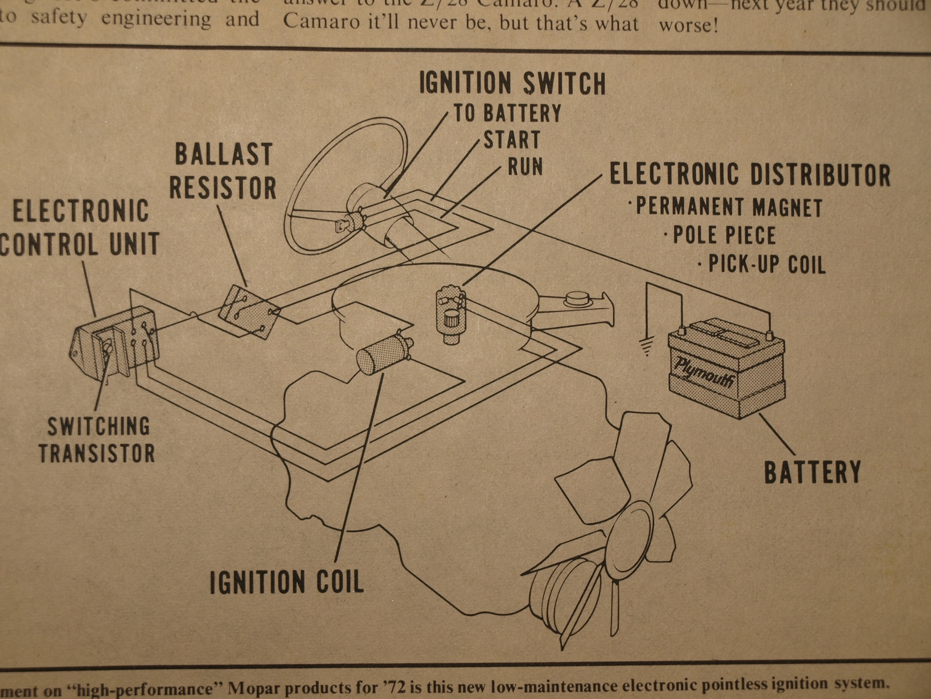 hight resolution of early electronic ignition system diagram for wiring a tachometer early chrysler electronic ignition system wiring diagram