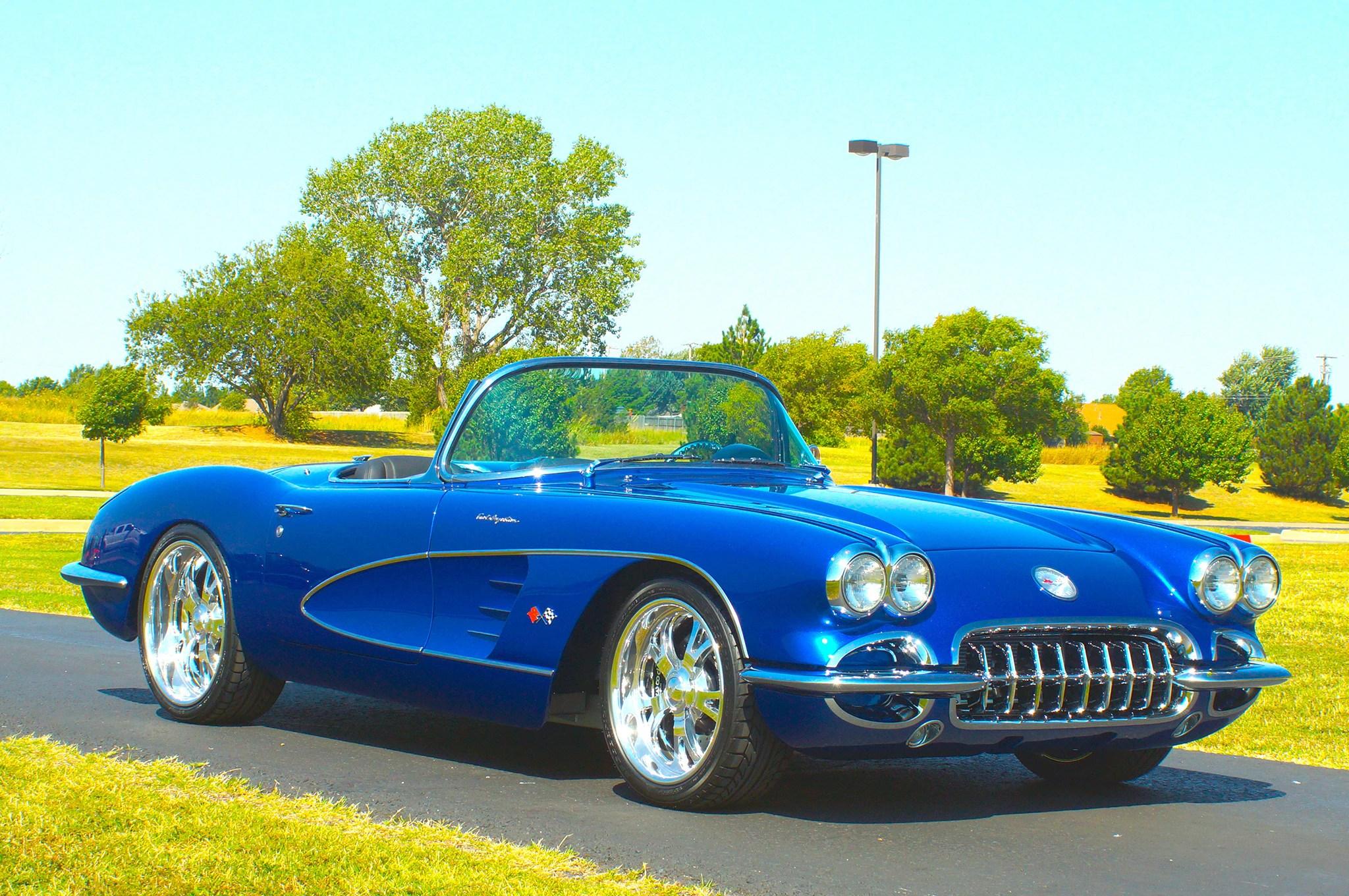 1959 Corvette Chevrolet