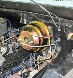 upgrading a stock 1965 chevrolet c10 with power components hot rod network [ 3648 x 2736 Pixel ]