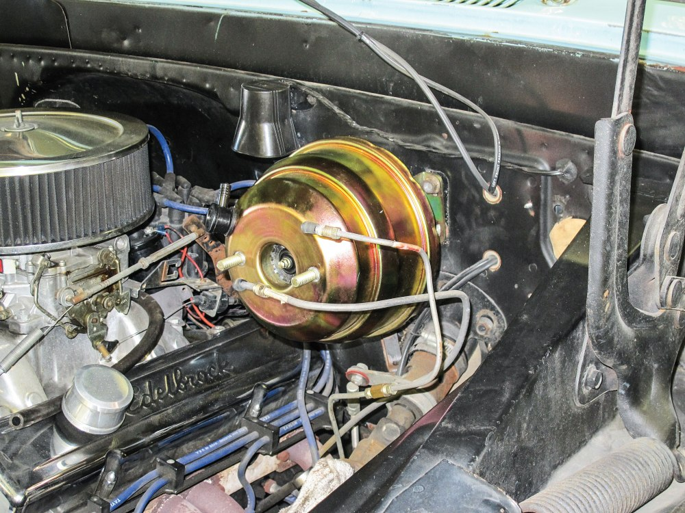 medium resolution of upgrading a stock 1965 chevrolet c10 with power components hot rod network