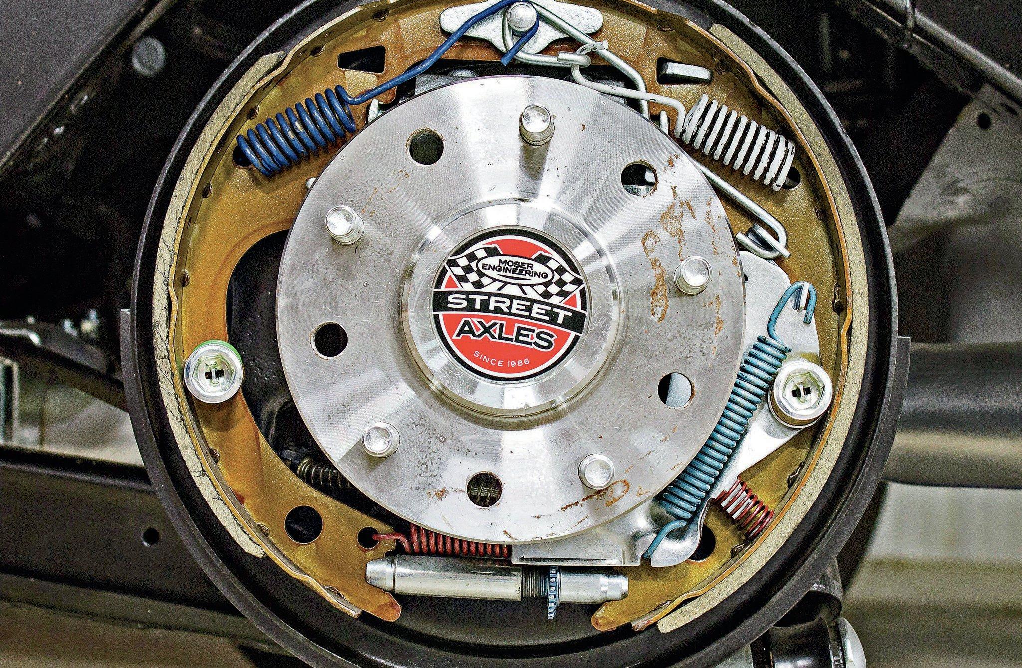 chevy drum brakes diagram 85 f150 wiring 1970 chevrolet chevelle basket case part 7