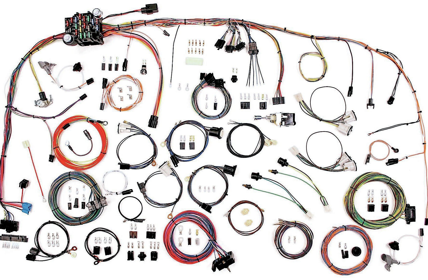 Muscle Car Wiring Harness Automotive Wiring Harness Manufacturers