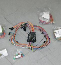 wire harnes 1967 gto [ 2048 x 1340 Pixel ]
