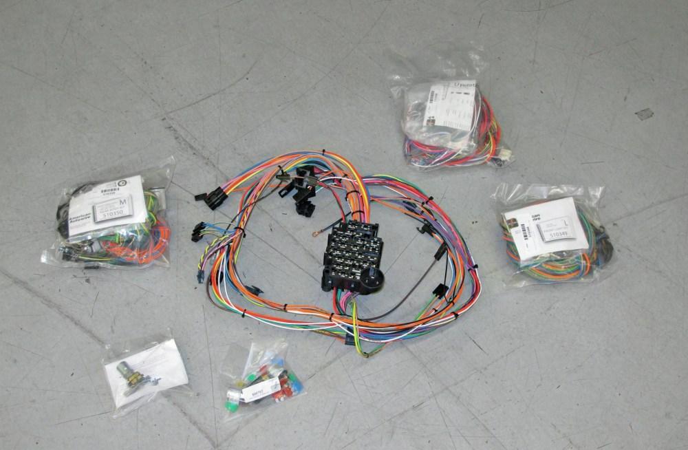 medium resolution of wire harnes 1967 gto