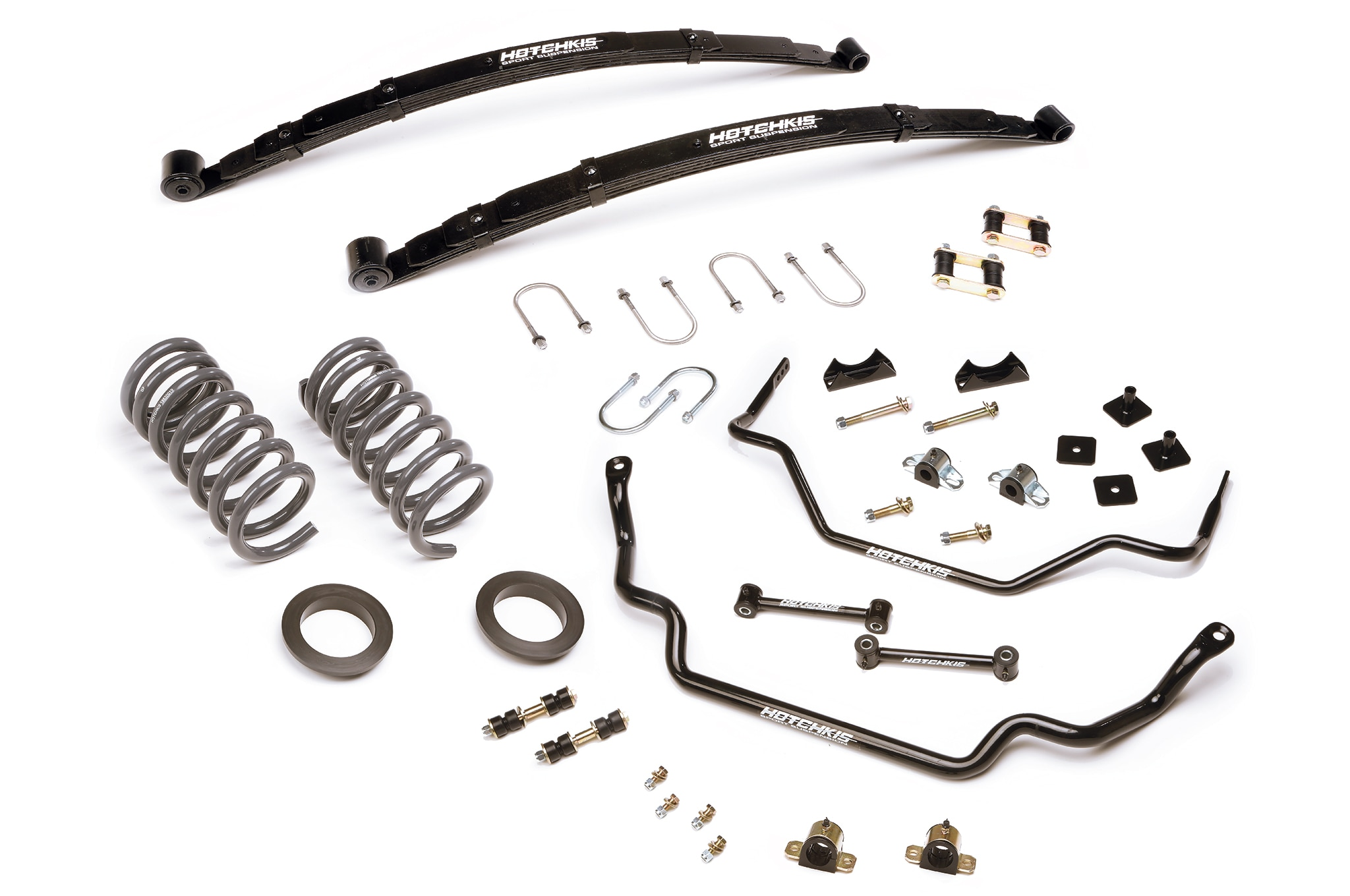 Mustang Suspension Buyer S Guide