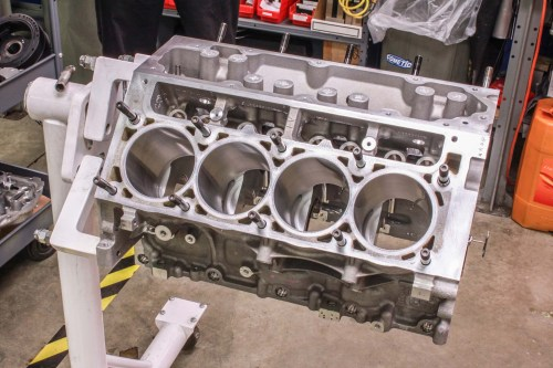 small resolution of at a glance the 2014 chevrolet gen v lt1 block is clearly an evolution of