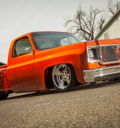 1978 chevrolet stepside front passenger side low angle [ 5000 x 3321 Pixel ]