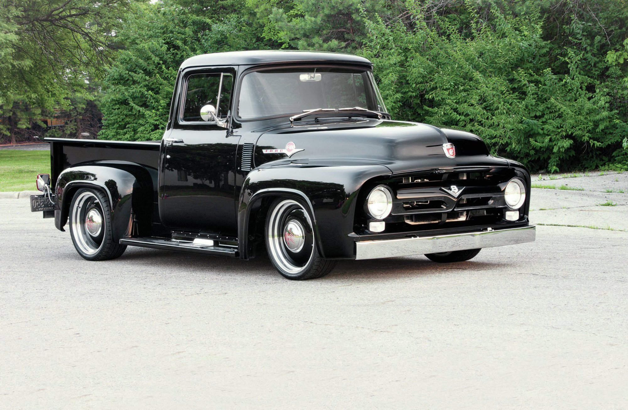 hight resolution of 1956 ford f 100 front passenger side