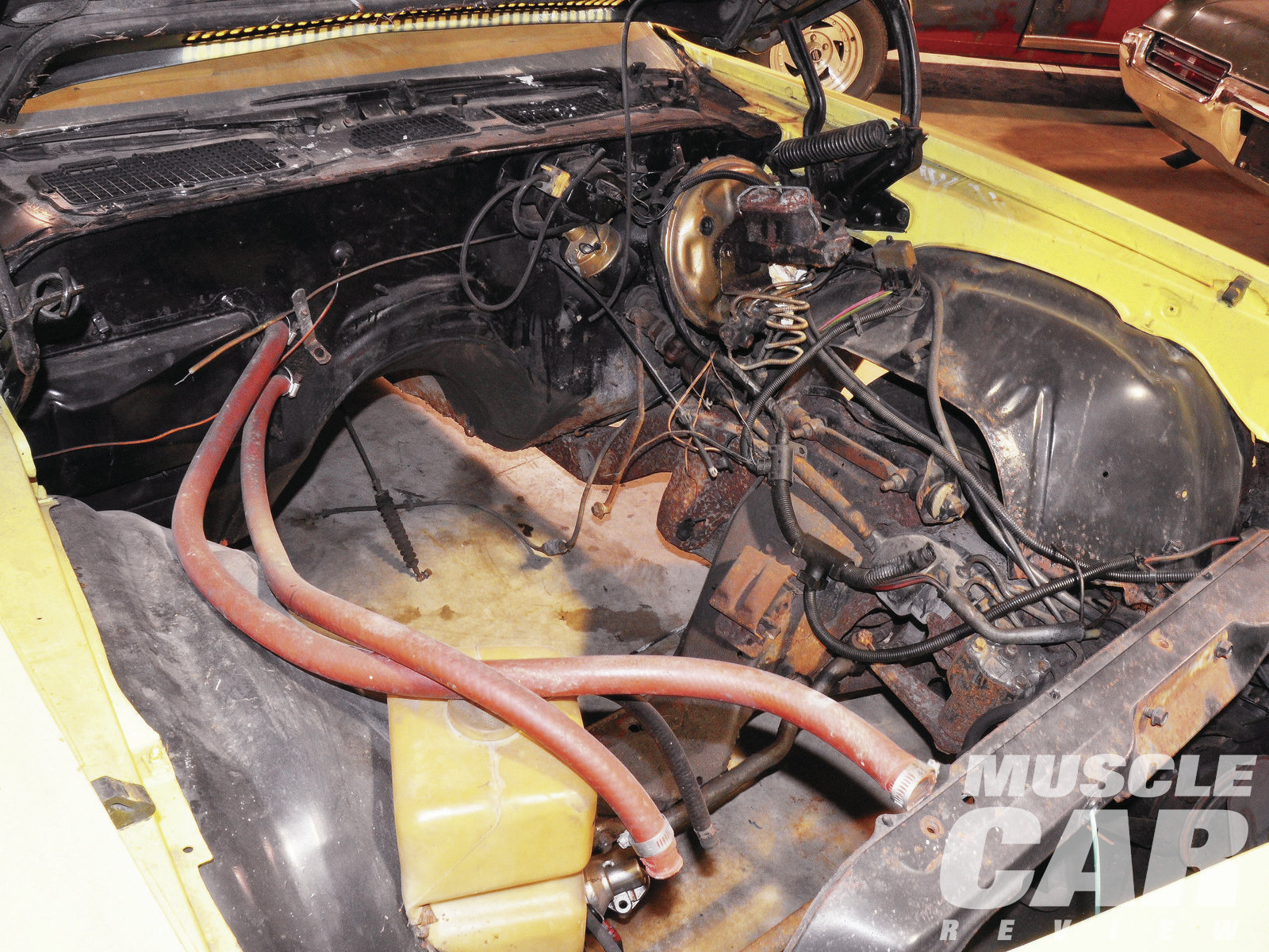 1974 Chevy 350 Electrical System