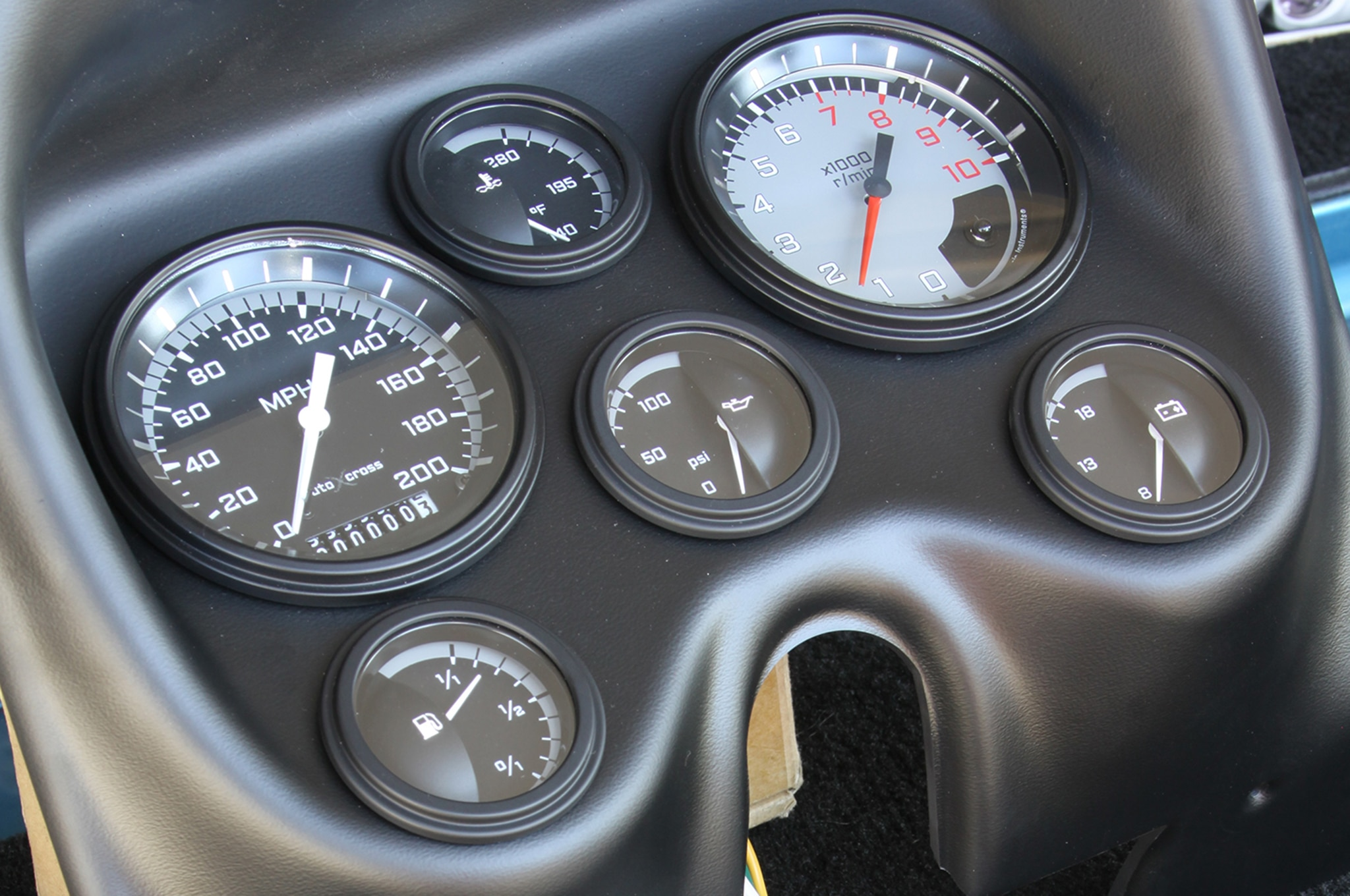1967 Camaro Fuel Gauge Wiring Diagram The Right Way To Wire Up Gauges For Your Classic Chevy
