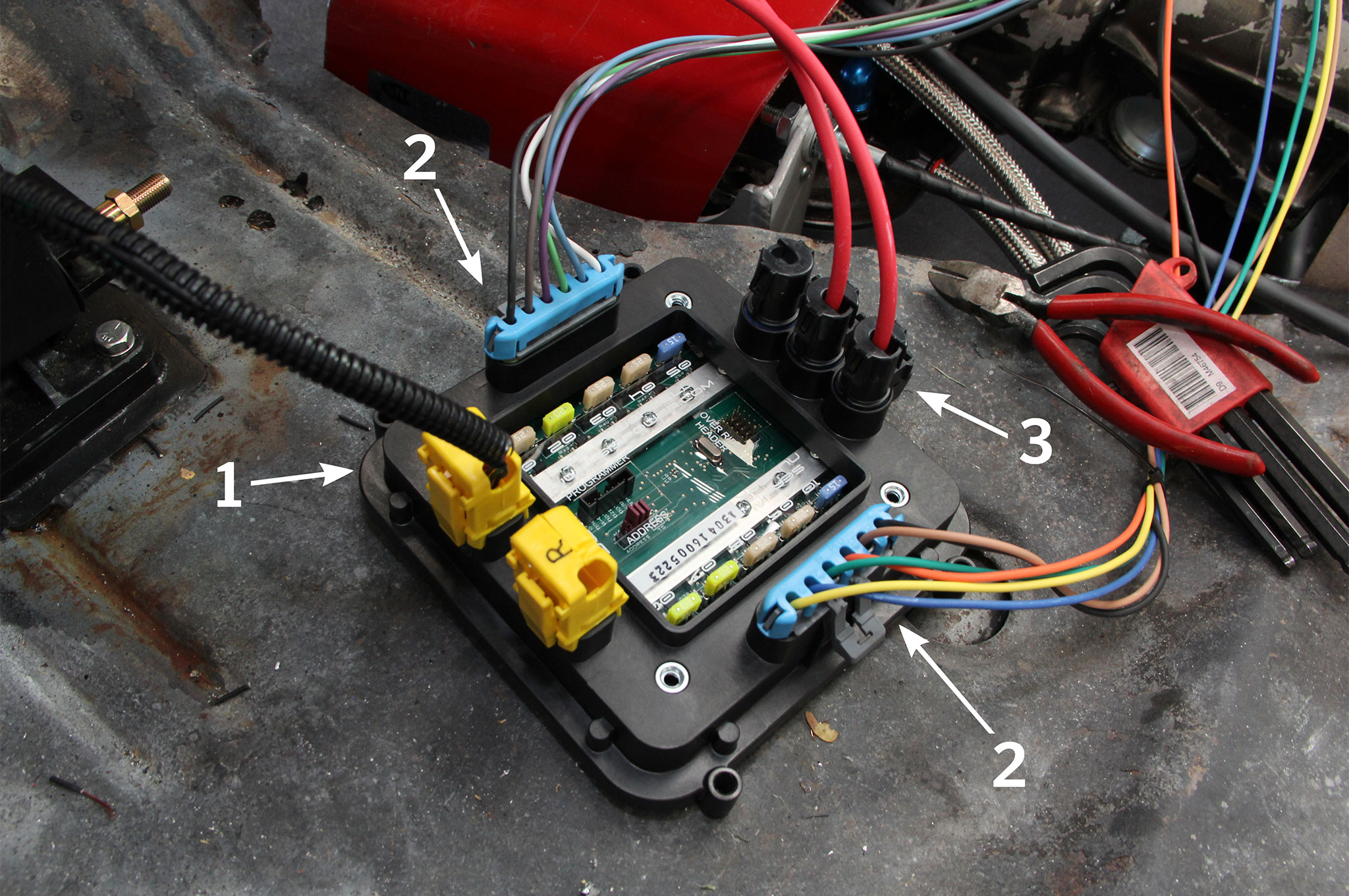 Electrical System Wiring Kit Hot Rod Network
