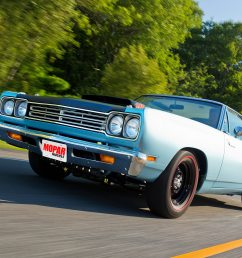 01 1969 plymouth road runner a12 b5 blue [ 5000 x 3320 Pixel ]