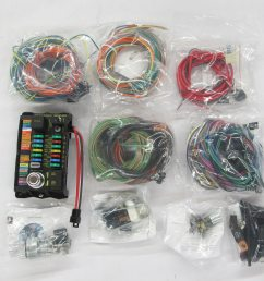 02 american autowire wiring harness kit kits1 [ 3648 x 2422 Pixel ]