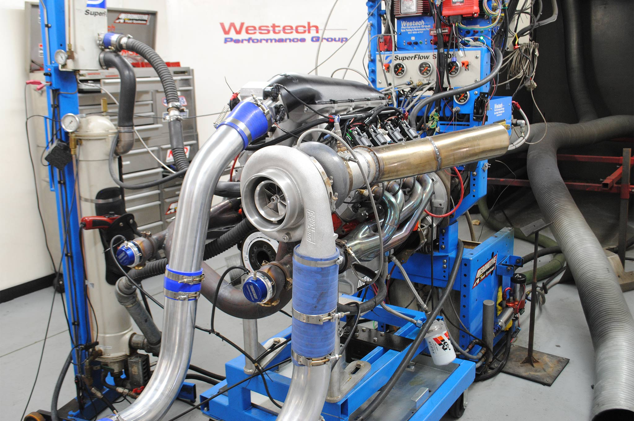 Engine In Fact The Turbocharger Itself Is Not On Top Of The Engine