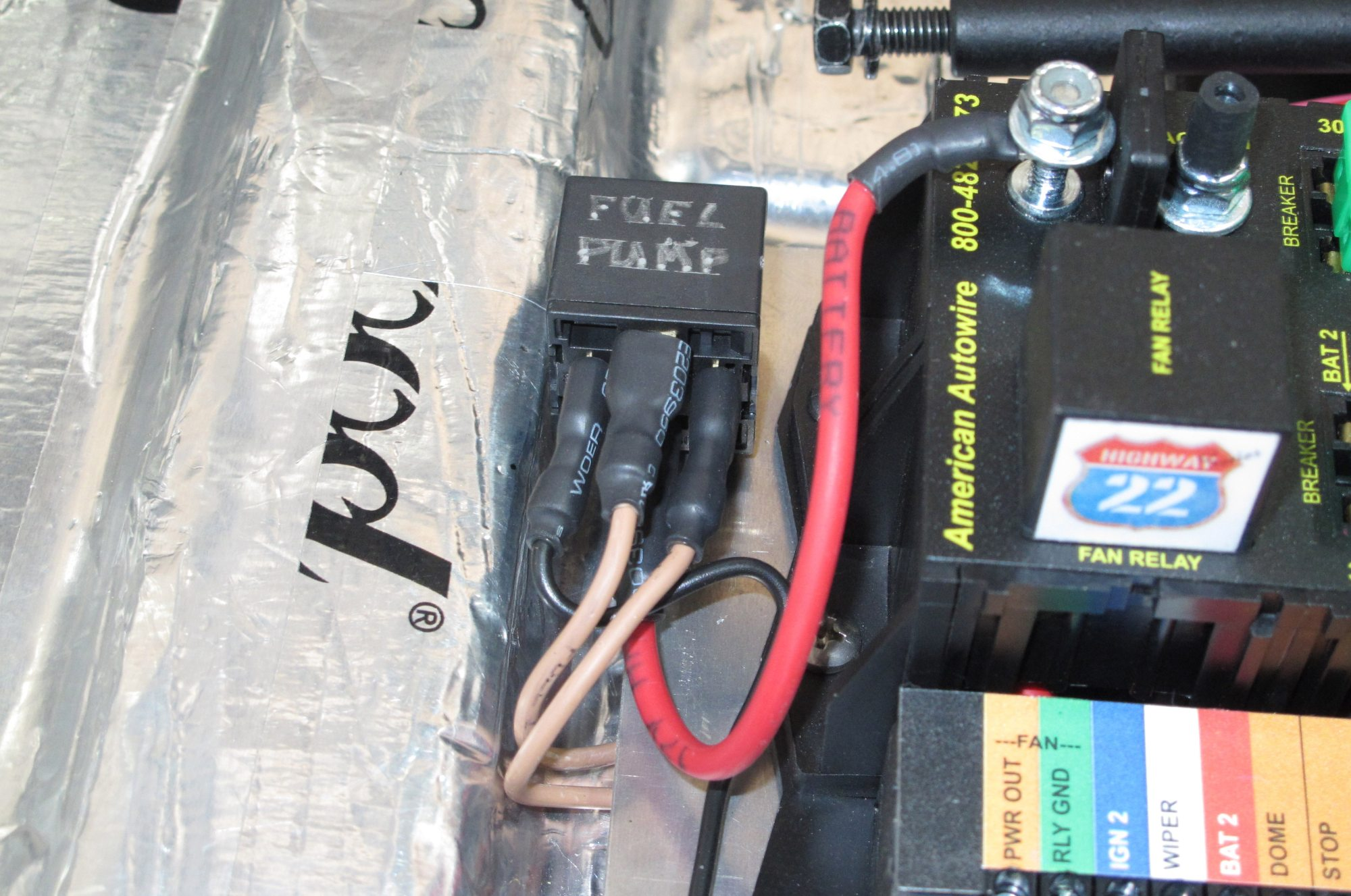 hight resolution of  25 american autowire wiring harness kit relay jeep v8 wiring harness jeep tj wiring harness