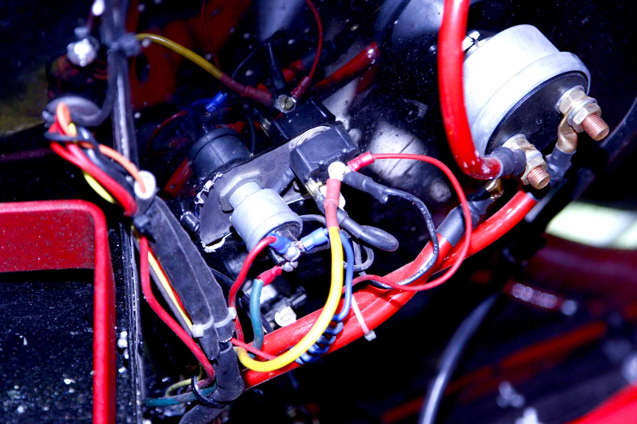 Race Car Wiring Harness Kit Drag Race Car Wiring Diagram Wiring