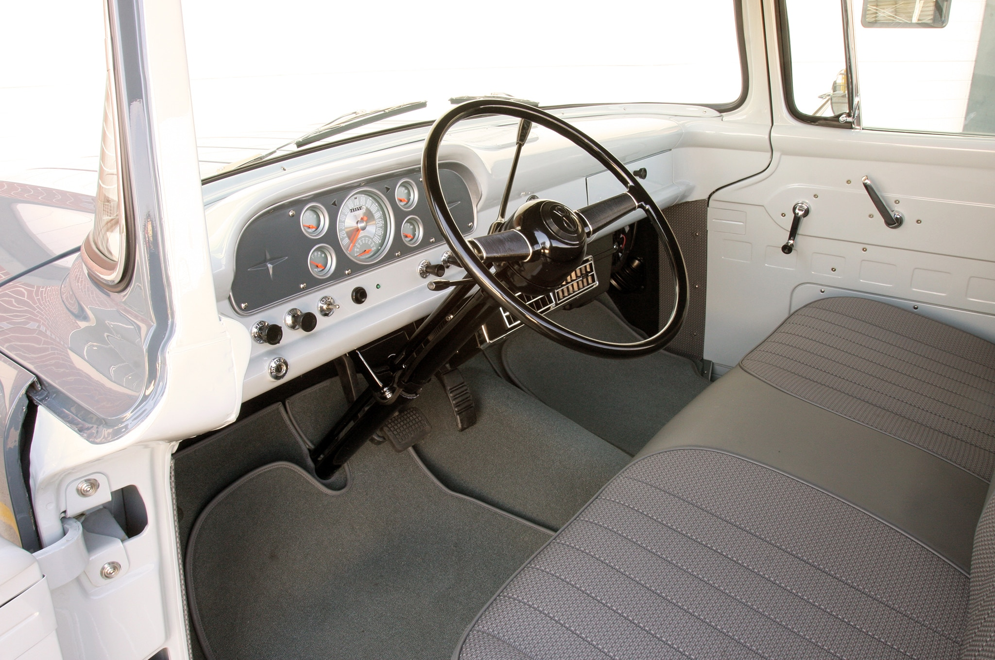 1960 Ford F100 Wiring Harness Ringbrothers 1958 Ford F 100 Is In A Class By Itself
