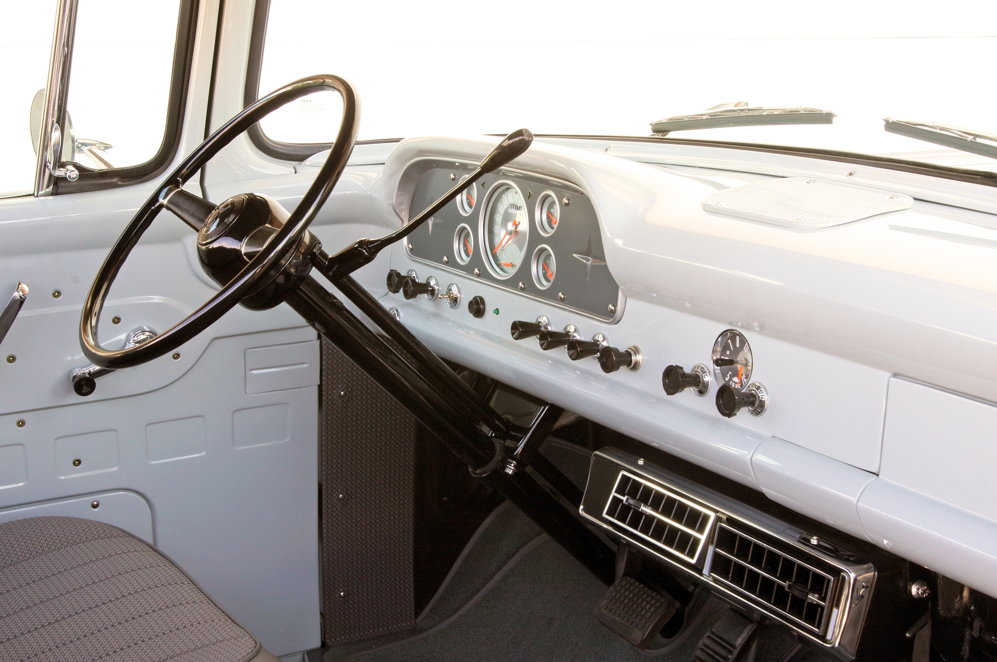 1958 Ford F100 Wiring Harness
