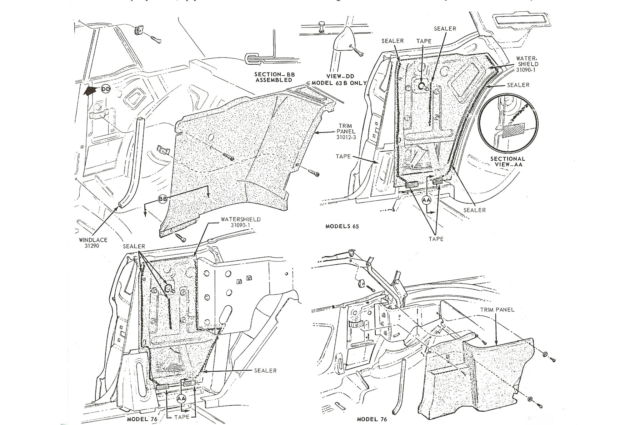 [DIAGRAM] 1970 Mustang Window Diagram FULL Version HD