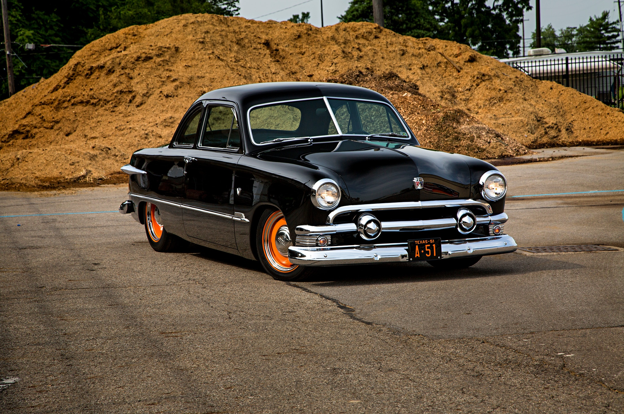 1951 Ford Hot Rod