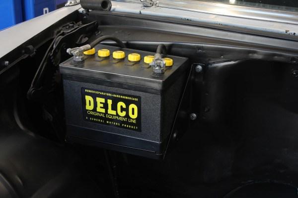Building Custom Vintage Battery Box - Hot Rod Network