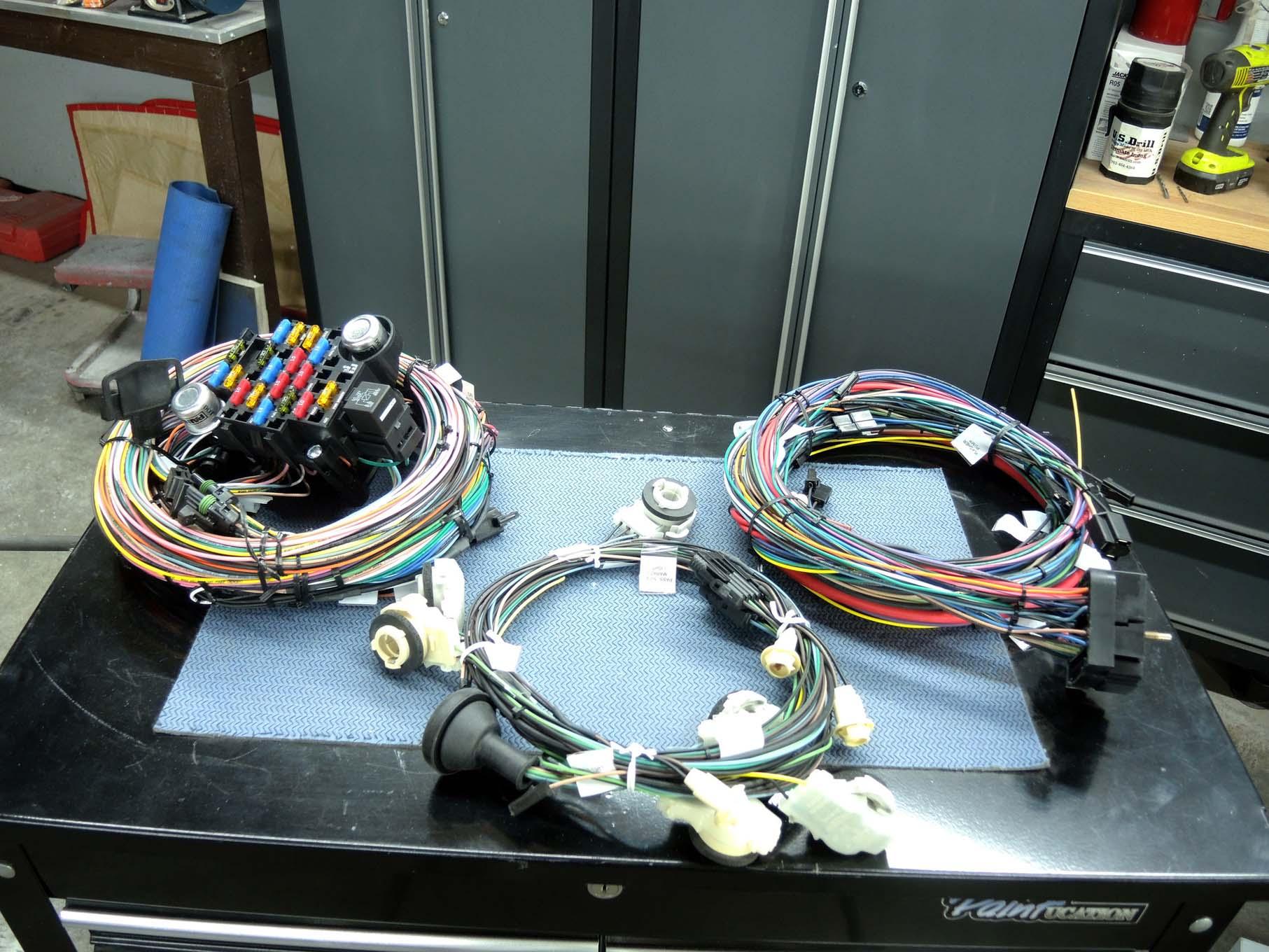 Hot Rod Wiring Diagram Wiring Harness Wiring Diagram Wiring