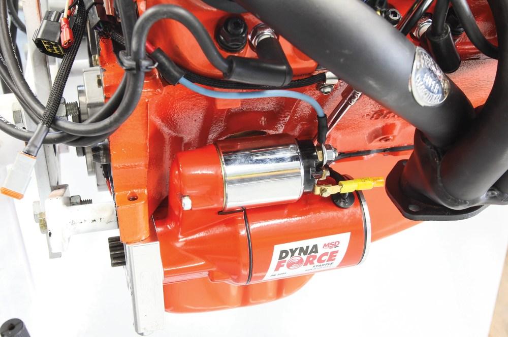 medium resolution of 383 small block chevrolet modern motor vintage looks hot rod 271549 38 wiring an engine start stand up