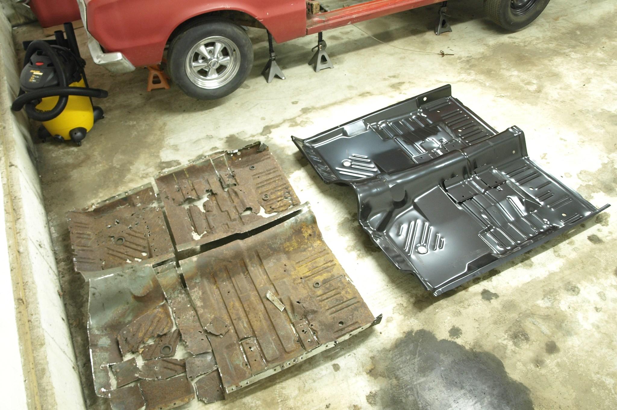 1967 Mustang Floor Pan Replacement Cost  Carpet Vidalondon