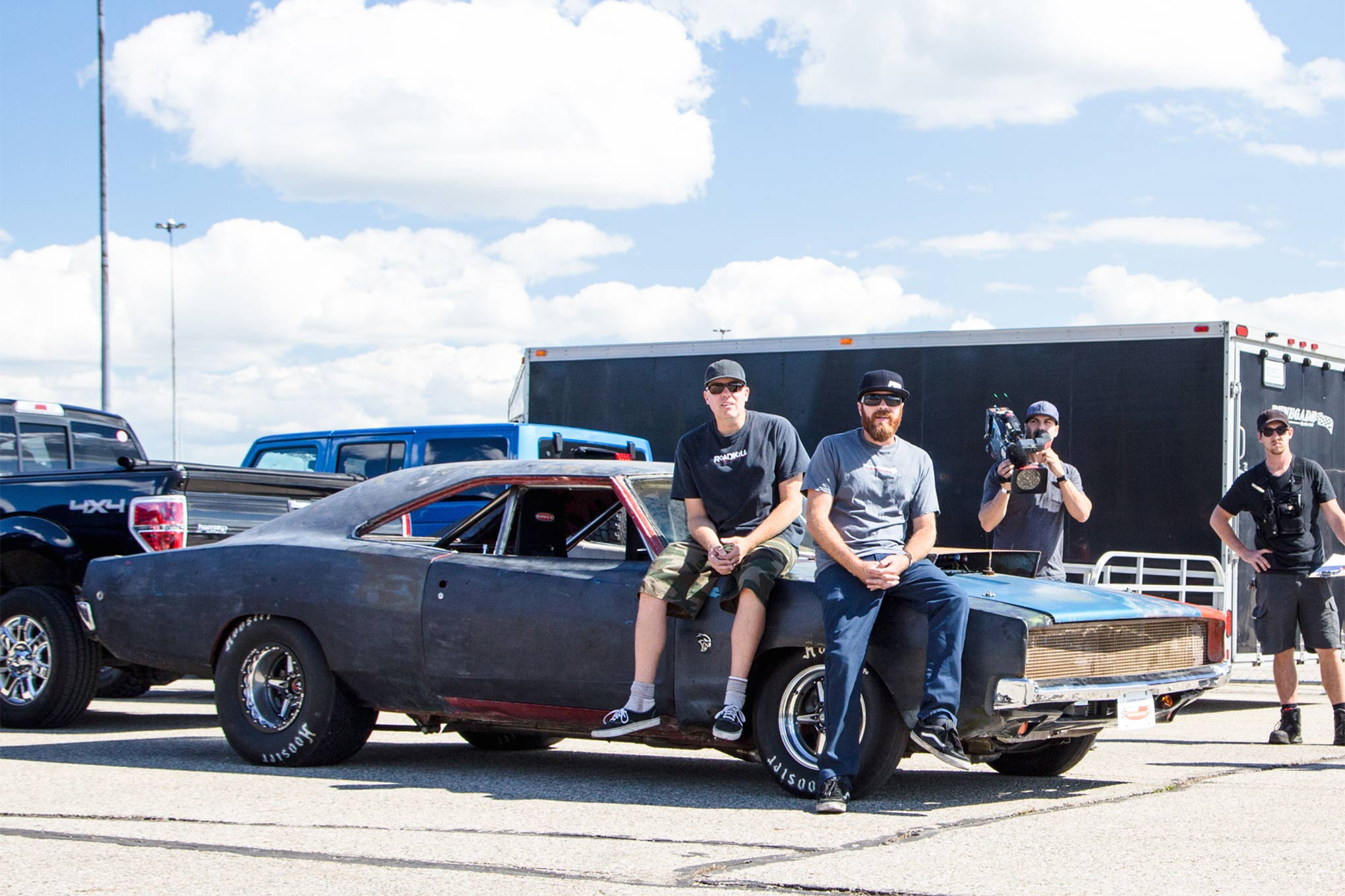 hight resolution of the first 707hp hellcat 6 2l hemi engine swaps and what you need to 1978 1970 dodge 300 truck wiring