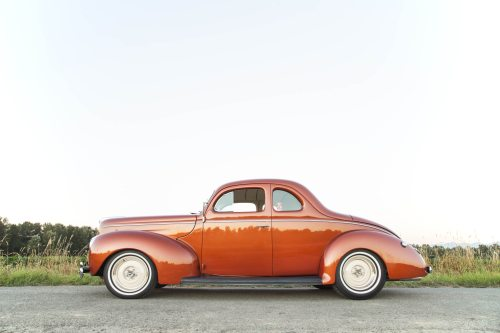 small resolution of 1940 ford runs neatly disguised fe motor or does it hot rod network 1940 ford coupe wiring harness