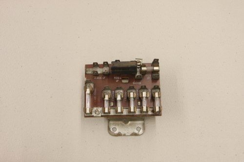 small resolution of while it may have worked in its day the original fuse block is inadequate for