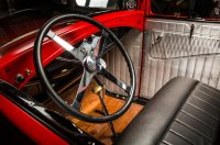 Old-Time Four-Banger: 1930 Ford Model A is Hot Rodding in ...