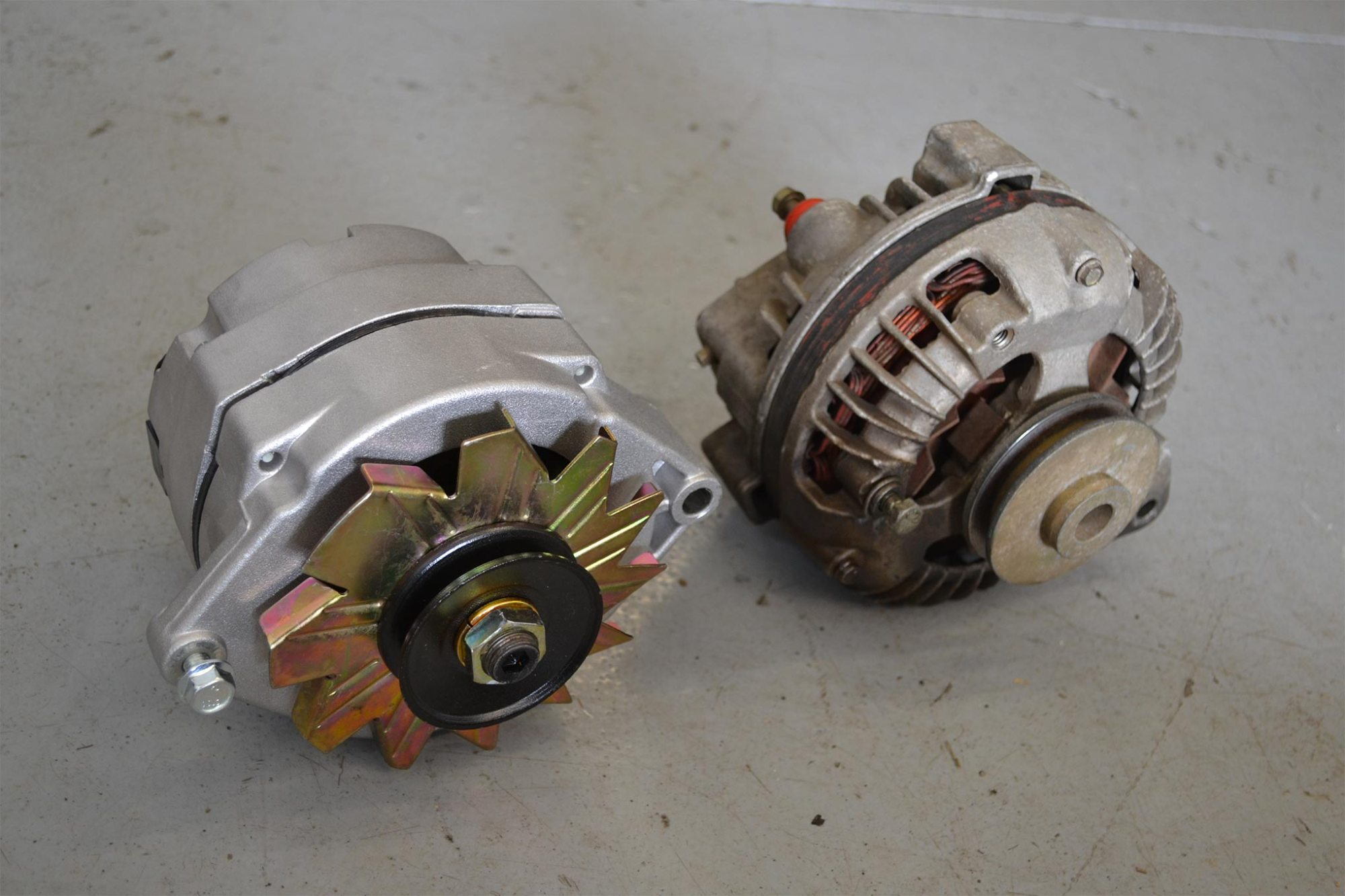 hight resolution of by our eyeball reckoning the new gm alternator pn 90 01 3125