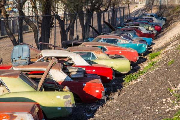 Auto Junkyard Texas - Year of Clean Water