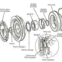 Car Air Conditioning Parts Diagram Johnson Controls A350p Wiring Ford Conditioner Pressor Imageresizertool Com