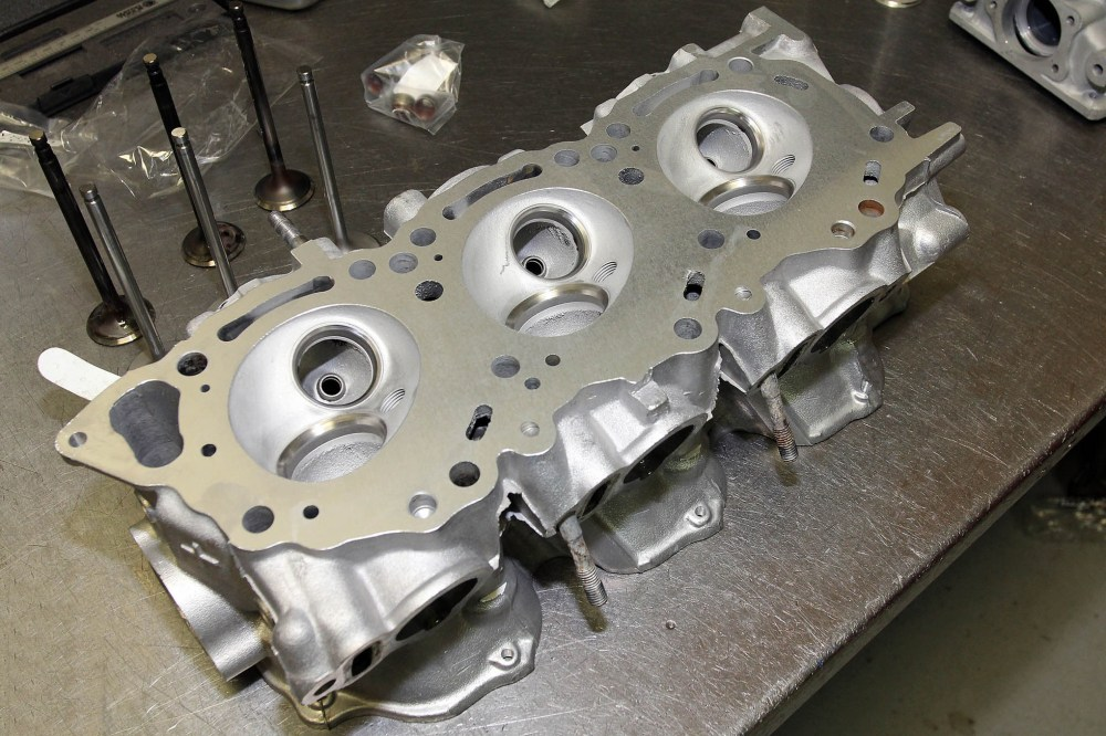 medium resolution of the vg30 series of engines use aluminum overhead cam cylinder heads an upgraded three