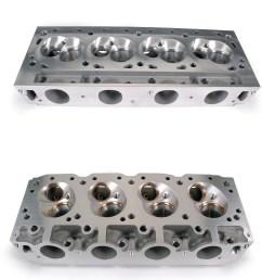canted valve 951 heads vs boss 9 hemi heads1 [ 2048 x 1360 Pixel ]
