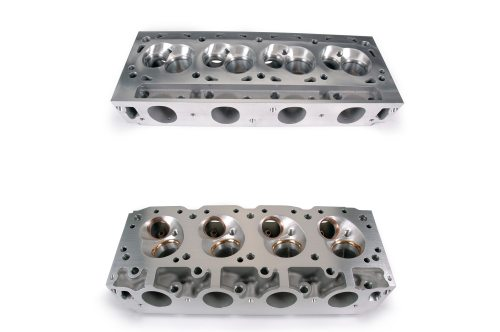 small resolution of canted valve 951 heads vs boss 9 hemi heads1