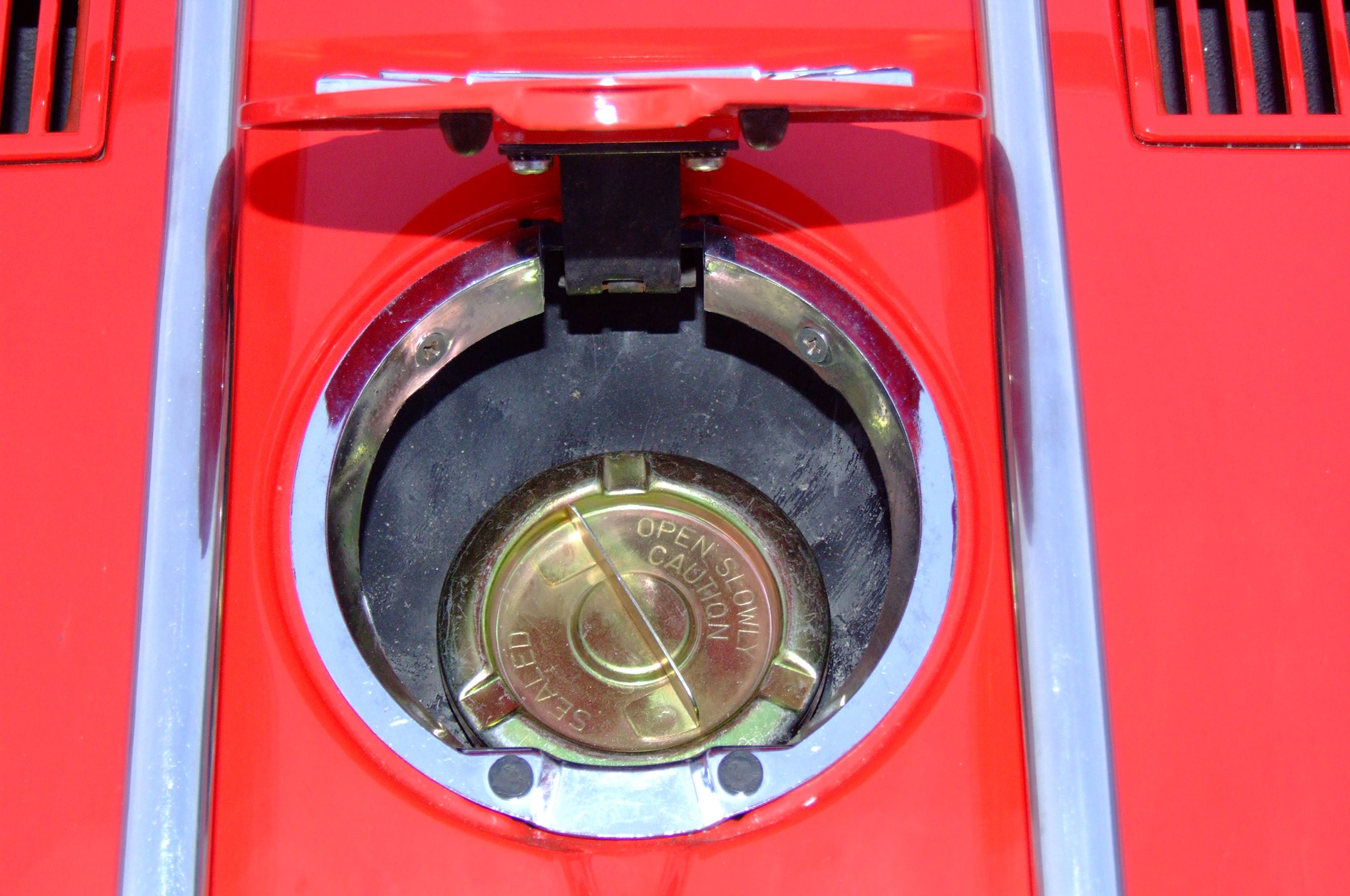 1970 Vapor Control System Vacuum Hose Routingbase System Shown