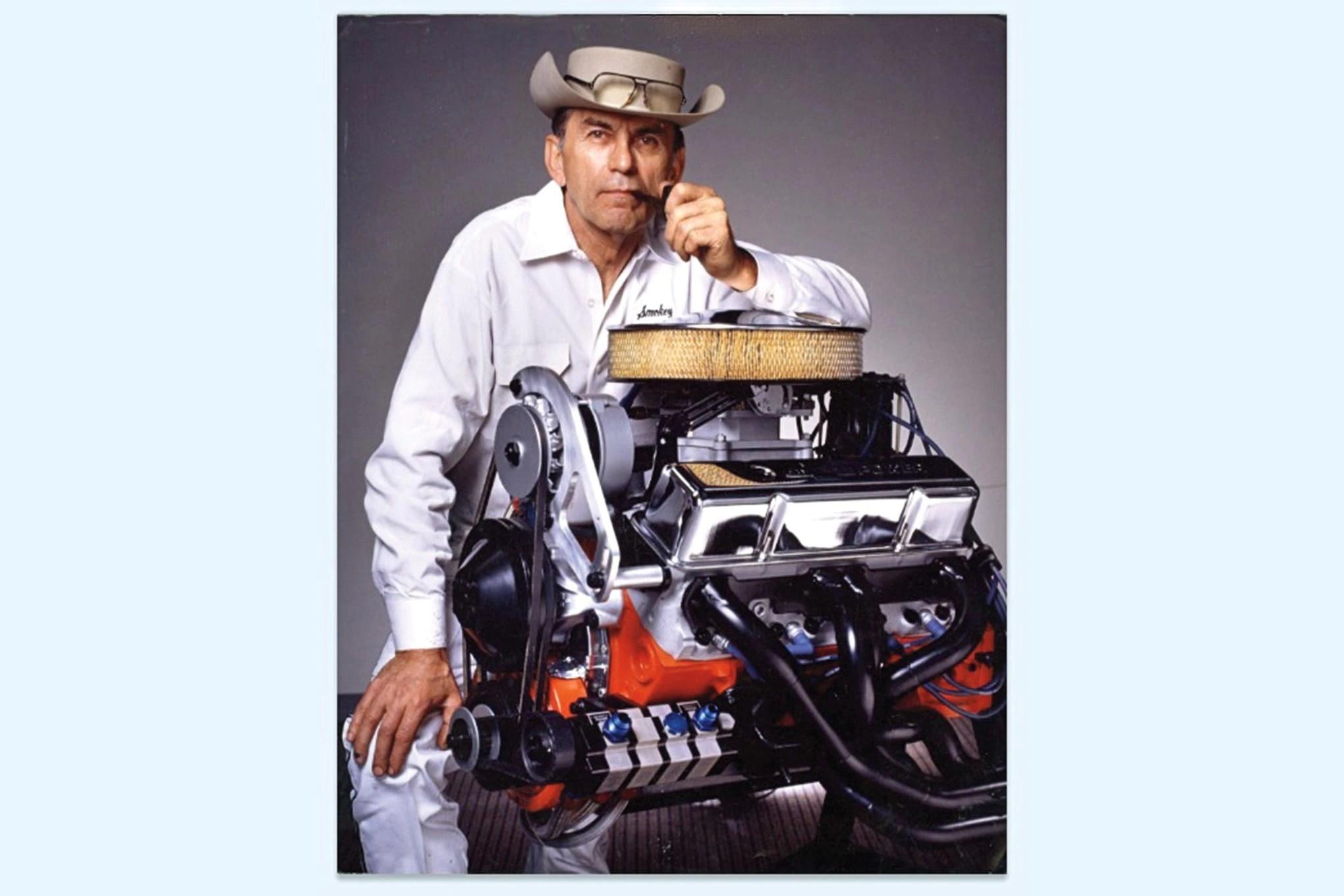 Indy Car Racing Wallpaper Smokey Yunick Amp 40 Years Of The Small Block Chevy Hot