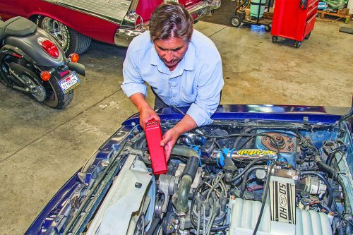 small resolution of one of socal s go to guys for late model ford diagnostic issues aew s