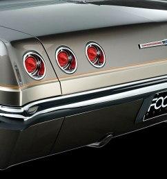 1965 chevrolet impala taillight alt [ 2040 x 1360 Pixel ]