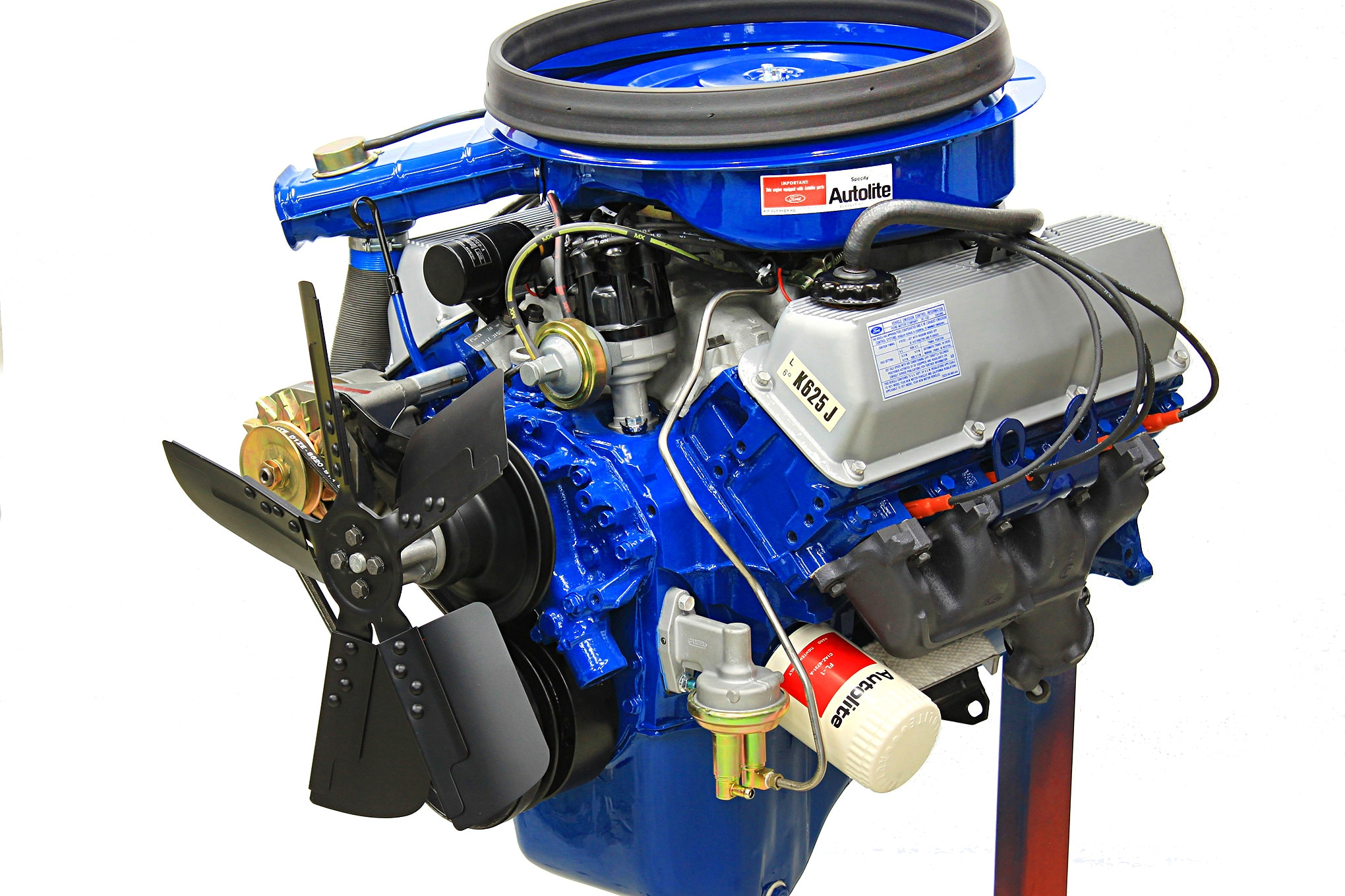 351 Cleveland Engine Wiring Diagram Everything You Need To Know About Ford S 351 Cleveland