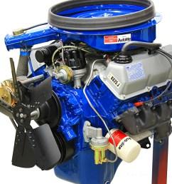 352 ford engine diagram [ 2040 x 1360 Pixel ]