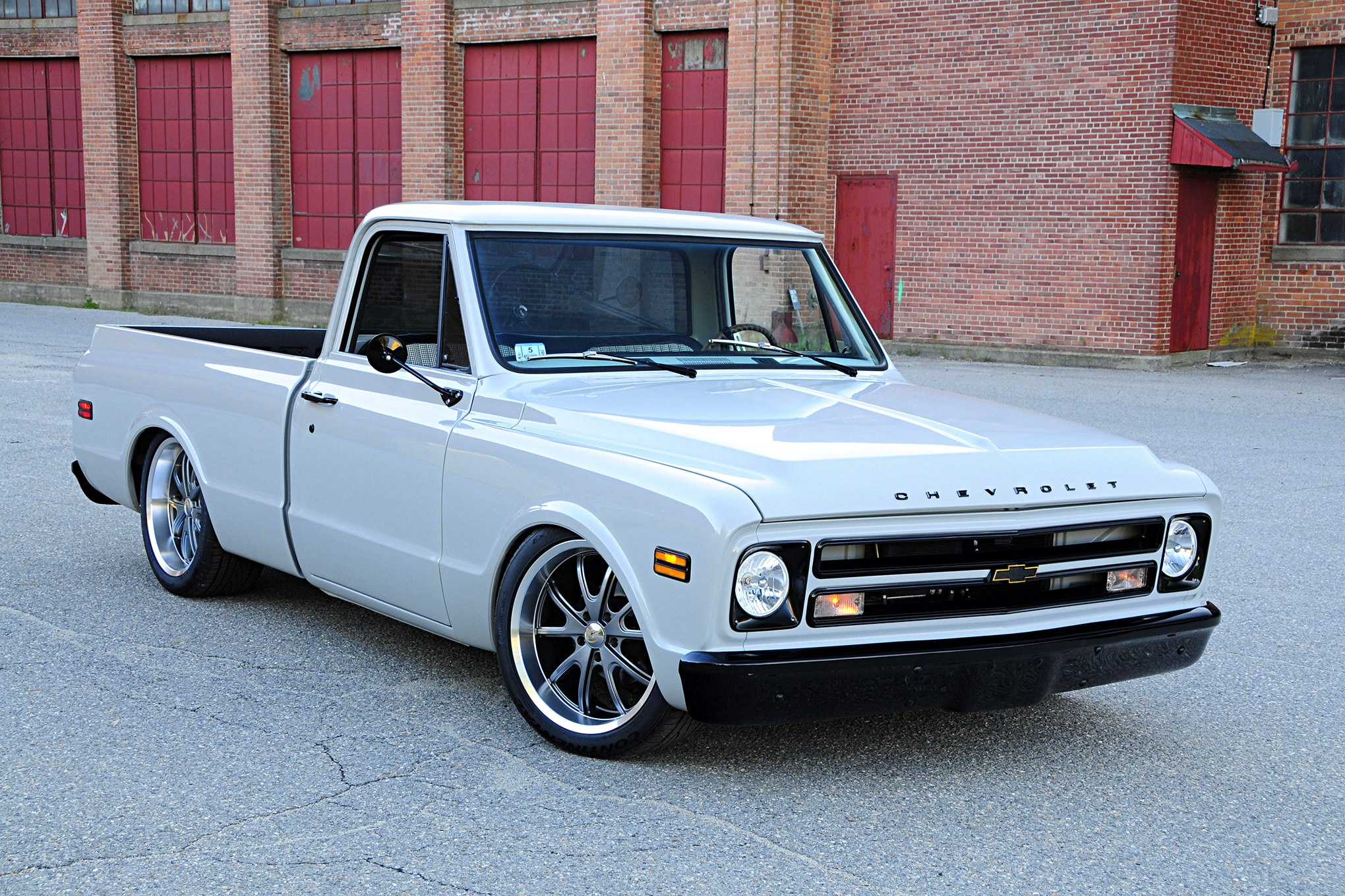 1972 chevy guitar string names diagram 8 year project build chevrolet c10 comes to life