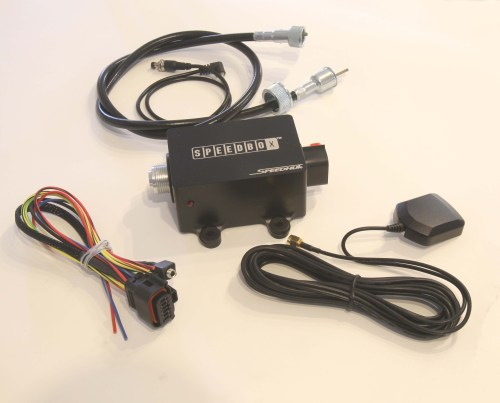 small resolution of speedhut s new speedbox the easiest speedometer conversion ever rh hotrod com 700r4 mechanical speedometer conversion electric speedometer wiring