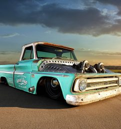 this twin turbo d 1966 chevrolet c10 will make you do a double take [ 2039 x 1360 Pixel ]