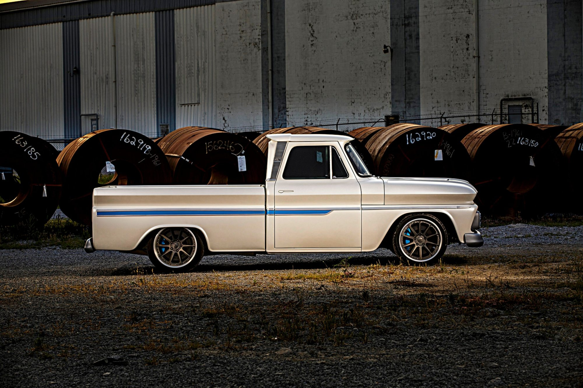 hight resolution of james otto took his 1966 chevrolet c10 from the farm to the well 1966 c10 chevy truck as well chevy tilt steering column diagram