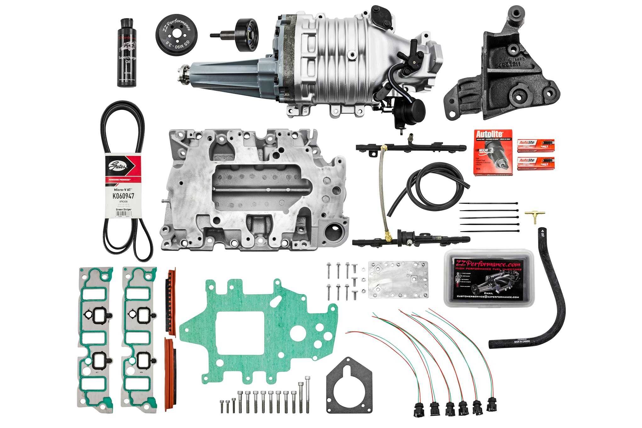 3800 series 2 engine diagram 90cc pit bike wiring stop: supercharging a normally-aspirated ii v6 - hot rod network